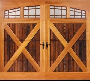 Amarr Carriage house durable garage door design